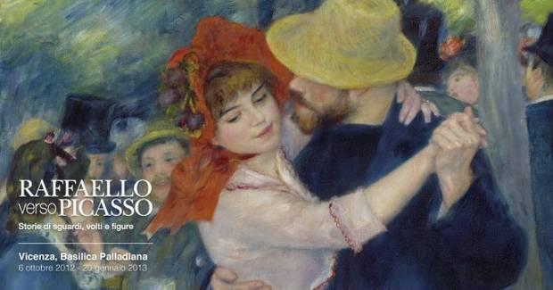 Raffaello verso Picasso a quota 100.000 visitatori